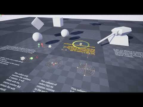 3d Radar Demo