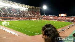 Epic pañolada!!-Mallorca VS Valladolid