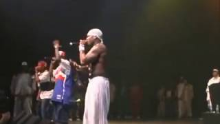 Patiently waiting  Live 50 cent Ft Eminem (Nice Quality)