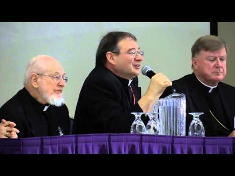 Conference Panel Discussion on Bioethics May 7, 2015