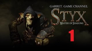Styx - Master of Shadow. 1 серия. Assassin's Green)