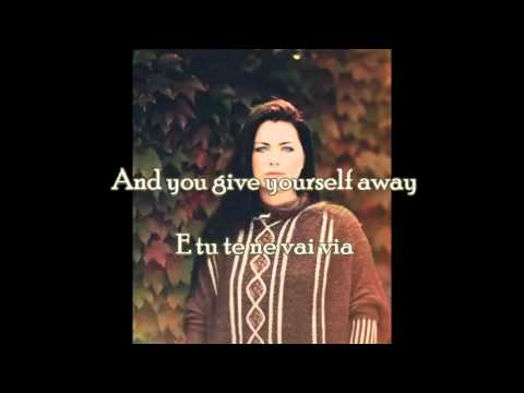 Amy Lee With Or Without You By U2 Testo E Traduzione Ita