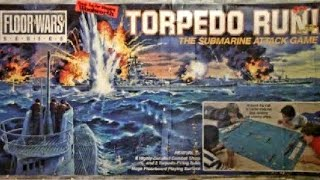 Ep. 173: Torpedo Run Board Game Review (Milton Bradley 1986)
