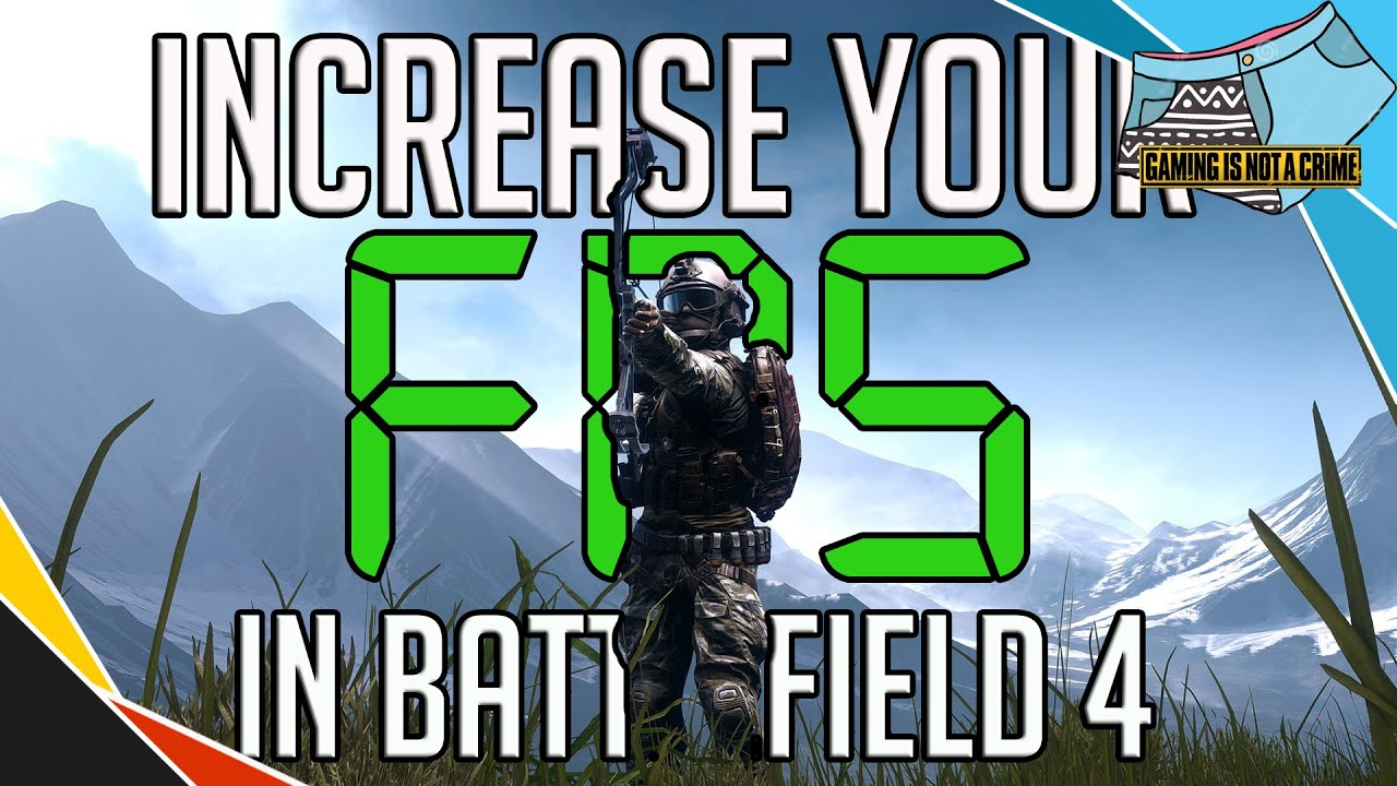 how to show fps in battlefield 4