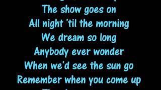 Gambar cover Lupe Fiasco: The Show Goes On Lyrics