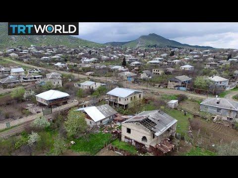 Karabakh Conflict: History of tensions still alive in diasporas
