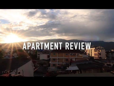 Cheap Chiang Mai Apartment Review - View Doi Mansion