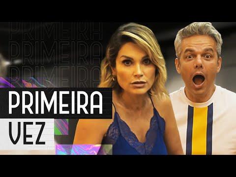 NOSSA PRIMEIRA VEZ!!! OTAVIANO COSTA E FLÁVIA ALESSANDRA NO #OTALAB