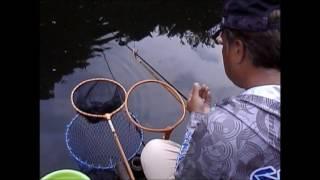 説明2017年6月11日(日)に、千葉県内にある管理釣り場「清遊湖...