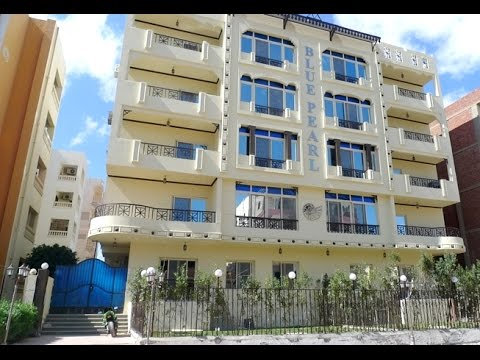 Blue Pearl Residence - apartmány v Hurghadě (Egypt)