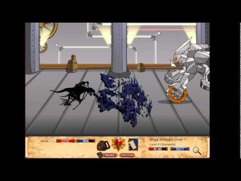 Dragon fable Doom knight Revamp