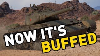 World of Tanks || Now that it's Buffed: T-44