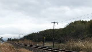 JR四国2000系ダイヤ改正前の土讃線