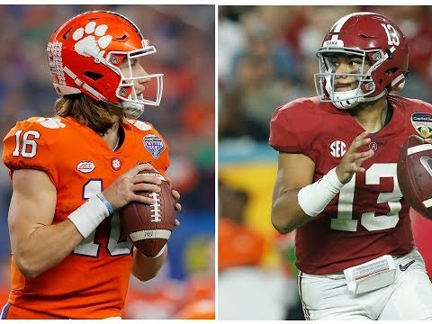 Alabama Vs Clemson IV (Part 5 of 7) BreakDown By John Doe