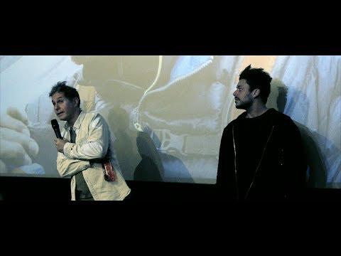 Tout Là Haut à Toulouse ITW Serge Hazanavicius