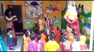 Krishna Janmashtami Celebrations At Flamingo Kids Minal Bhopal