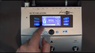 TC Helicon Play Electric Vocal Effects P...