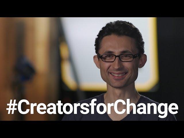 The VisualizED YouTube Creators for Change: Barış Özcan Youtube Videos