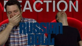 Russian Doll - Trailer Reaction/Review/Rating