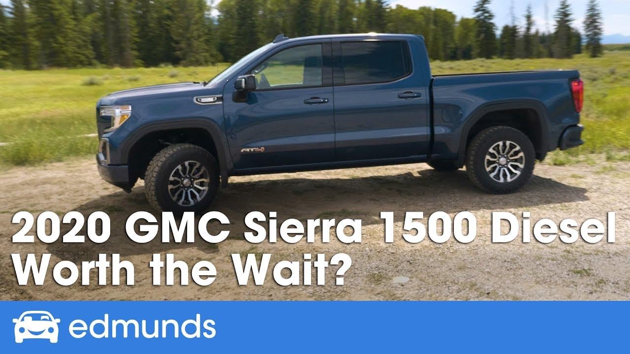 Best Diesel Truck 2020.2020 Gmc Sierra 1500 Duramax Diesel Review Worth The Wait