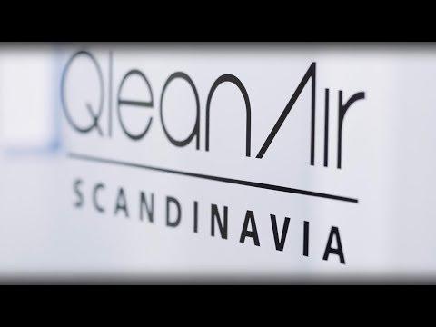 QleanAir Scandinavia – for Health and Environment (English subtitle)