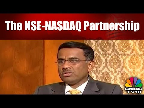 Power Talk | The NSE-NASDAQ Partnership: Signs Strategic Tie-Up for Post-Trade Tech  | CNBC TV18