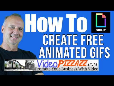 How To Use GIPHY To Create Animated GIFS and Post To Facebook