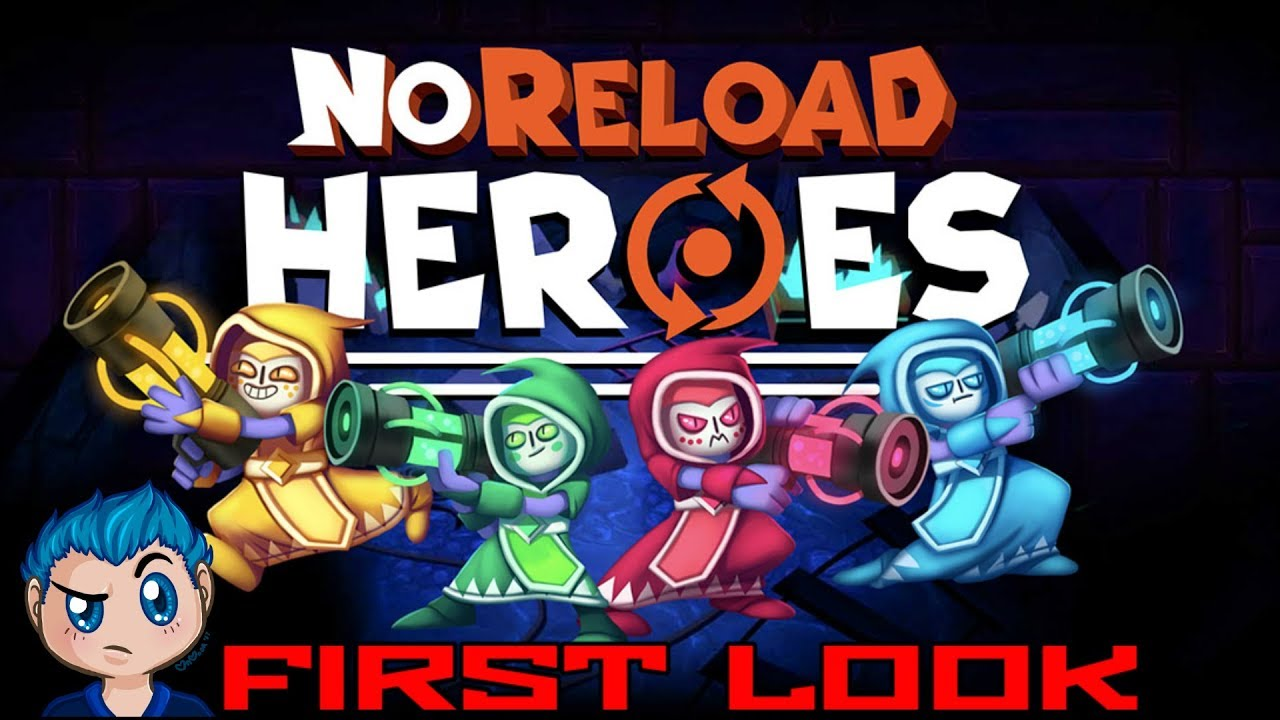 No Reload Heroes Review