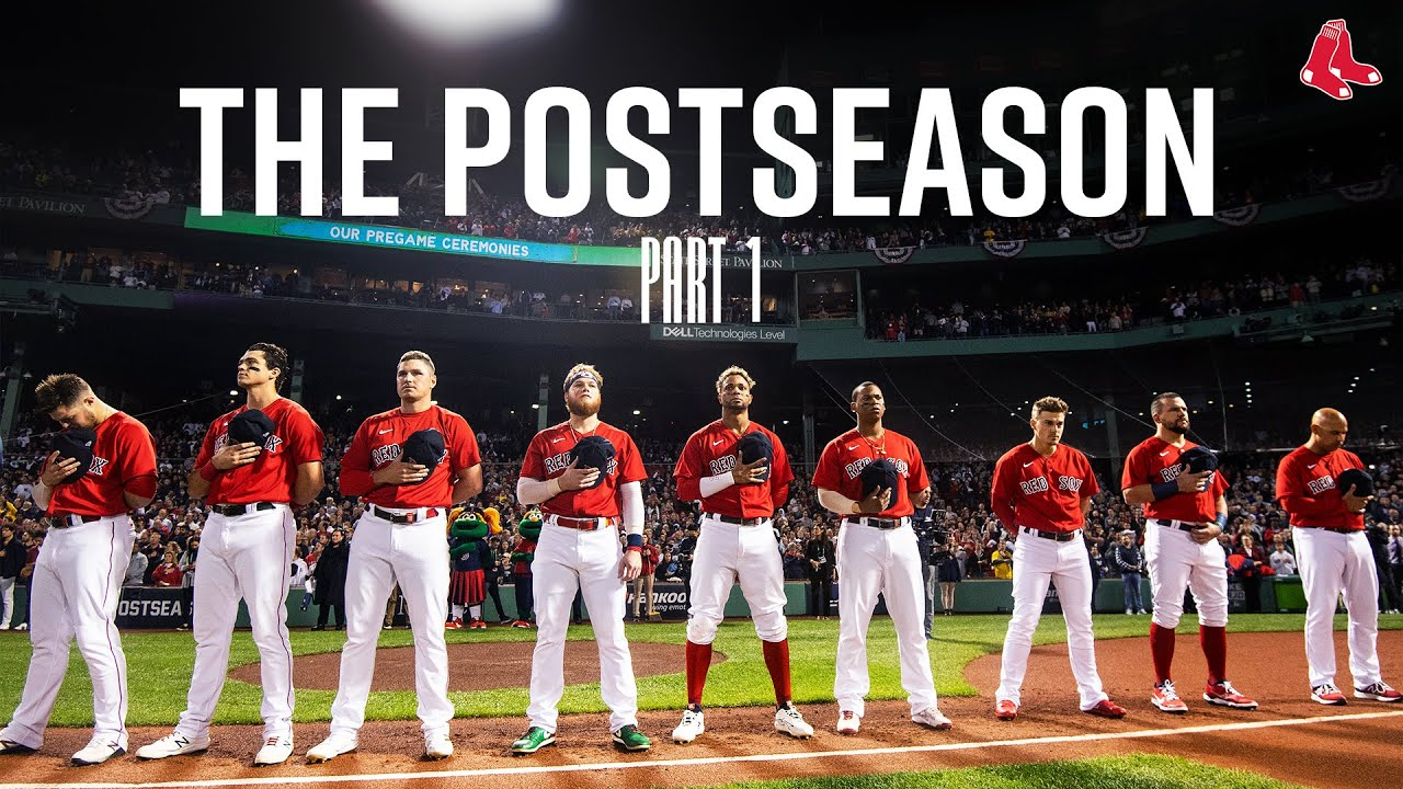 The Postseason: Part 1 - Clinching, Wild Card with Yankees, and ALDS | 2021 Boston Red Sox