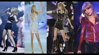 "Taylor Swift - ""I knew you were trouble"" Evolution 2012-2017"