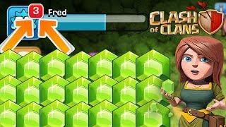 SO LEICHT BEKOMMT MAN 530 GEMS! ☆ Clash of Clans ☆ CoC