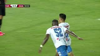 GOOOL! Farul - Clinceni 5-0. Enes Sali, cel mai tânăr marcator din istoria Ligii