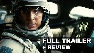 interstellar official trailer 3   trailer review beyond the trailer