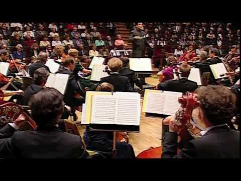 J. Strauss: Donauwalzer - Blue Danube Waltz, Daniel Nazareth, conductor