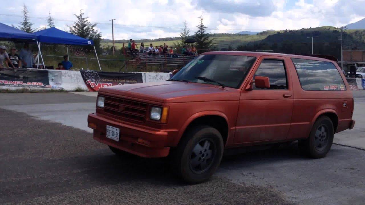 Gmc Sierra Modificada Vs Chevy Blazer Autodromo Del Camionetas Chevrolet Modificadas Aguila 20 09 15