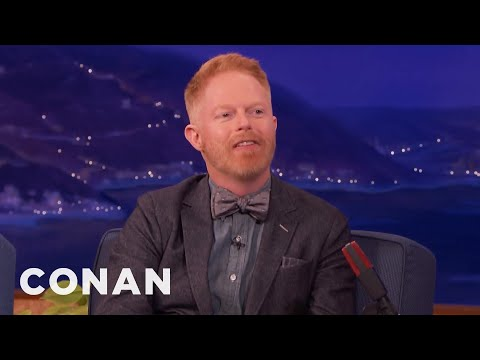 "Jesse Tyler Ferguson On The ""Beauty & The Beast"" Controversy  - CONAN on TBS"