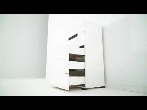 ВидеоОбзор EuroMebel: Комод KOM5S, модульной системы Azteca
