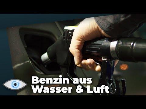 Benzin Aus Wasser Und Luft?