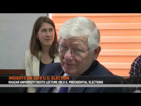 U.S. PRESIDENTIAL ELECTIONS DISCUSSED IN BAKU