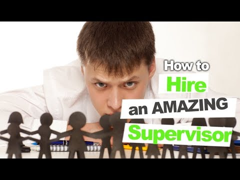 Hiring an Amazing Cleaning Supervisor for your Cleaning Company