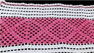 CROCHÊ- Tapete #Fácil Crochê Fácil