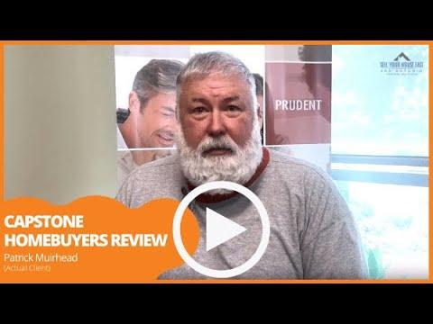 Capstone Homebuyers - Testimonial   Patrick