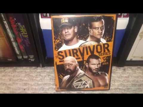 WWE Survivor Series 2013 DVD Review