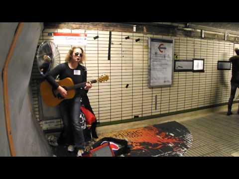 Kirsten McClure - Before I Fall (Tottenham Court Road 1 pitch)