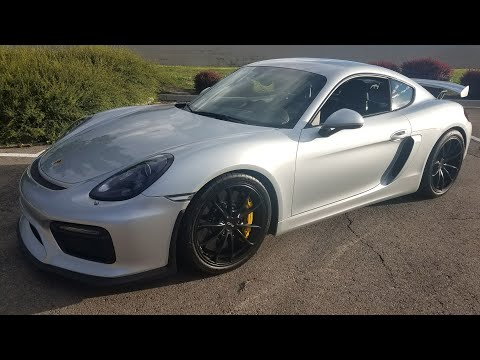 Porsche Cayman GT4 Review ( YOU WANT THIS CAR )