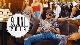 TOP 20 Deutschrap CHARTS 9. Juni 2019