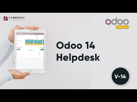 Odoo 14 Helpdesk | Odoo Functional Video