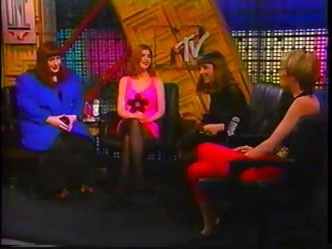 WILSON PHILLIPS - ROCK LINE INTERVIEW - 1990