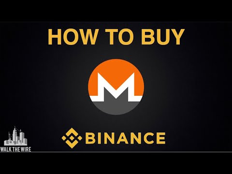 How To Buy Monero (XMR) On Binance! | UPDATED 2019 Guide!