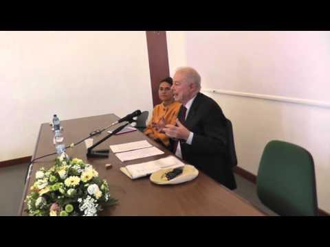 Enrico Berti lezione - Lecce